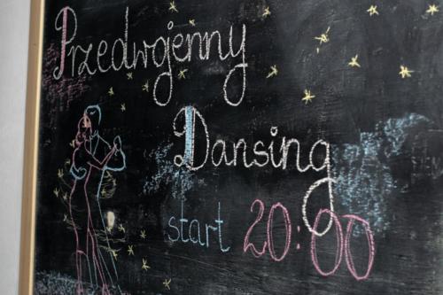 Impreza Przedwojenny Dansing
