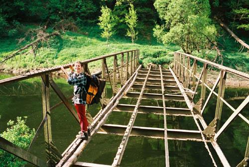 Góry Kaczawskie 2002