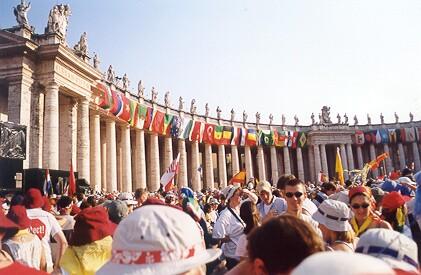 Rzym 2000 - XV ŚDM