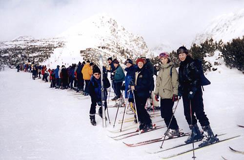Tatranska Strba 2001