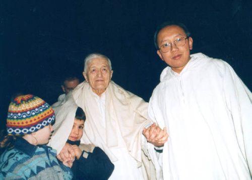 Taizé 2001