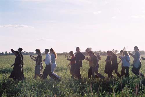 Lednica 2002 - Wesele w Kanie